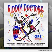 New Music: Sikiru Adepoju's ỌPẸ Album (Gratitude) - Features The Riddim Doctors Photo