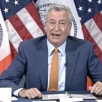Mayor de Blasio Estimates 80,000 Jobs Saved by NYC's Open Restaurants Program Photo