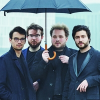 Goldmund Quartet Concert Premiere Presented By Chamber Music Northwest March 20 Photo