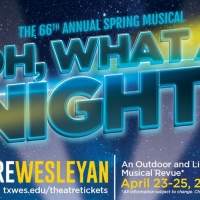 Theatre Wesleyan Will Present Free Outdoor Rock Musical-inspired Concert Photo