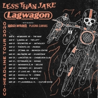 Less Than Jake and Lagwagon Announce Co-Headline Tour