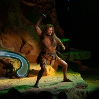 Josh Strickland on Tuacahn and His Time as Tarzan Interview