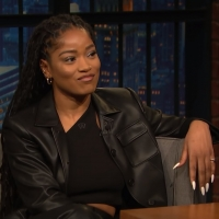 VIDEO: Keke Palmer Talks GOOD MORNING AMERICA on LATE NIGHT WITH SETH MEYERS Photo