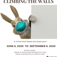 Studio Theater In Exile and Hudson Valley MoCA Present CLIMBING THE WALLS