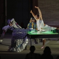 BWW Review: HEIDI DUCKLER DANCE PRESENTS ?THE CHANDELIER ? at The Wallis Annenberg Photo