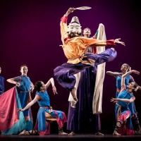 Nai-Ni Chen Dance Company Announces Year Of The Golden Ox In Celebration Of The Chinese Lu Photo