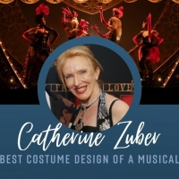 MOULIN ROUGE!'s Catherine Zuber Wins 2020 Tony Award for Best Costume Design of a Mus Photo