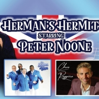 Scotty Productions Presents HERMAN'S HERMITS Starring Peter Noone Photo