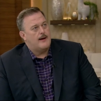 VIDEO: Billy Gardell Talks About His Background in Radio on LIVE WITH KELLY AND RYAN Video
