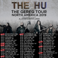 The HU Kick Off First-Ever North American Tour