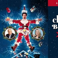 DPAC Hosts A (Virtual) Christmas With The Griswolds: An Evening With Chevy Chase & Beverly Photo