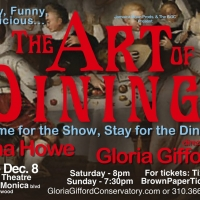 THE ART OF DINING Opens Oct. 26 At Gloria Gifford Conservatory