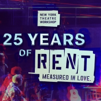 NYTW Gala Celebrating the 25th Anniversary Of RENT Premieres Tonight with Anthony Rap Photo
