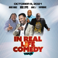 In Real Life Comedy Tour Featuring Mike Epps Will Come To North Charleston Coliseum T Photo