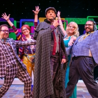 BWW Review: SHERLOCK HOLMES AND THE HAUNTED CABARET at Downtown Cabaret Children's Theatre