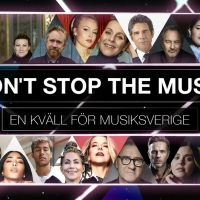 TV4 Hosts DON'T STOP THE MUSIC Fundraising Gala For Musicians and Artists Photo
