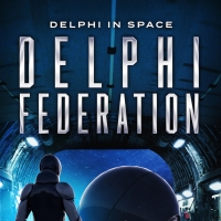 Bob Blanton Releases New Book DELPHI FEDERATION Photo