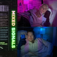 davvn Reveals Genre-Bending Single 'mixed signals' Photo
