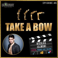 Listen: Nicolas Jelmoni Talks PIPPIN, Cirque Du Soleil and More on TAKE A BOW Podcast Photo