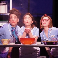 Photos/Video: Get A First Look At WAITRESS In Japan - Staged Remotely By The Original Photo