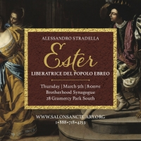 ESTER, LIBERATRICE DEL POPOLO EBREO to be Performed at Brotherhood Synagogue