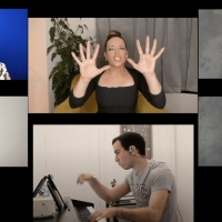 VIDEO: Jessica Vosk, Gabi Campo & More Sing 'Into The Woods In Quarantine Part 2: Vax Photo