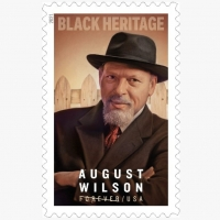 VIDEO: U.S. Postal Service Commemorates August Wilson With Stamp; Virtual Event to Fe Photo