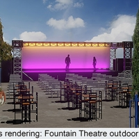Fountain Theatre Approved By City Of L.A. To Install Outdoor Stage During Pandemic Photo