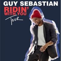 Guy Sebastian Announces Exclusive London Headline Show