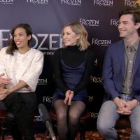 BWW TV: Chill Out with the New Stars of FROZEN- Ciara Renee, McKenzie Kurtz & Ryan McCartan!