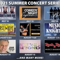 Tickets Now On Sale For 2021 Summer Concert Series at The John W. Engeman Theater at  Photo