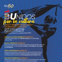 Ballet Hispánico Celebrates Hispanic Heritage Month With #BUnidos Video Series Photo