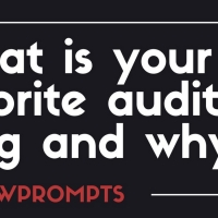 BWW Prompts: What Is Your Favorite Audition Song and Why? Photo