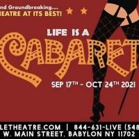 Don't Miss CABARET Live at The Argyle Theatre Photo