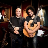 Centenary Stage Company Amps Up Second Weekend of Music Festival with Diego Figueiredo and Ken Peplowski
