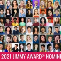 Meet the 2021 Jimmy Awards Nominees- Part 3 Photo