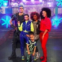 Cheyenne Jackson to Host a DESCENDANTS Remix Dance Party on Disney Channel Photo