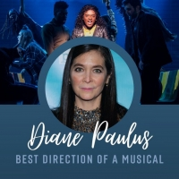 JAGGED LITTLE PILL's Diane Paulus Wins 2020 Tony Award for Best Direction of a Musica Photo