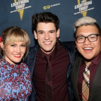 BWW TV: THE LIGHTNING THIEF Celebrates an Opening Night Worthy of the Gods! Video