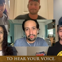 VIDEO: Lin-Manuel Miranda, Mandy Gonzalez & More From HAMILTON Sing Out the Importance of Photo