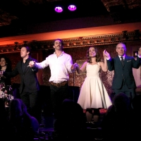 BWW Review: 54 SALUTES FRANK SINATRA Stupefies at 54 Below