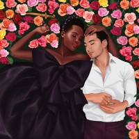The Public Theater's ROMEO Y JULIETA Starring Lupita Nyong'o, Juan Castano and More A Photo