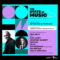 Paul Kelly + Friends Come Together For A Very Special Episode of THE STATE OF MUSIC