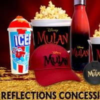 El Capitan Theatre Releases New, To-Go, Live-Action MULAN Concessions Photo