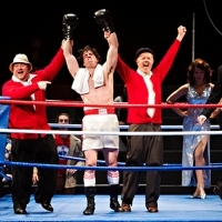 BWW REVIEW: Drayton Entertainment's ROCKY: THE MUSICAL Is the Heavyweight Champion of Photo
