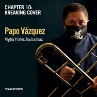 Papo Vázquez Releases CHAPTER 10: BREAKING COVER Photo
