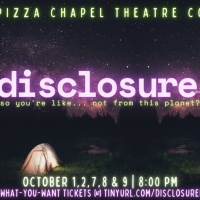 Start Spooky Season With Pizza Chapel Theatre's DISCLOSURE Photo