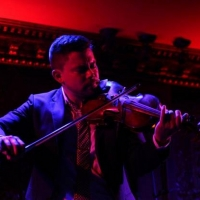 Edmund Bagnell's HE PLAYS THE VIOLIN Comes to Catskill's Bridge Street Theatre Photo