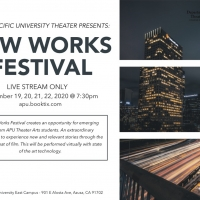 Azusa Pacific University Theater Department Presents A Live Stream New Works Festival Photo