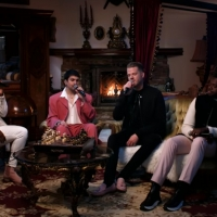 VIDEO: Pentatonix Perform 'Coffee in Bed' on THE LATE LATE SHOW Photo
